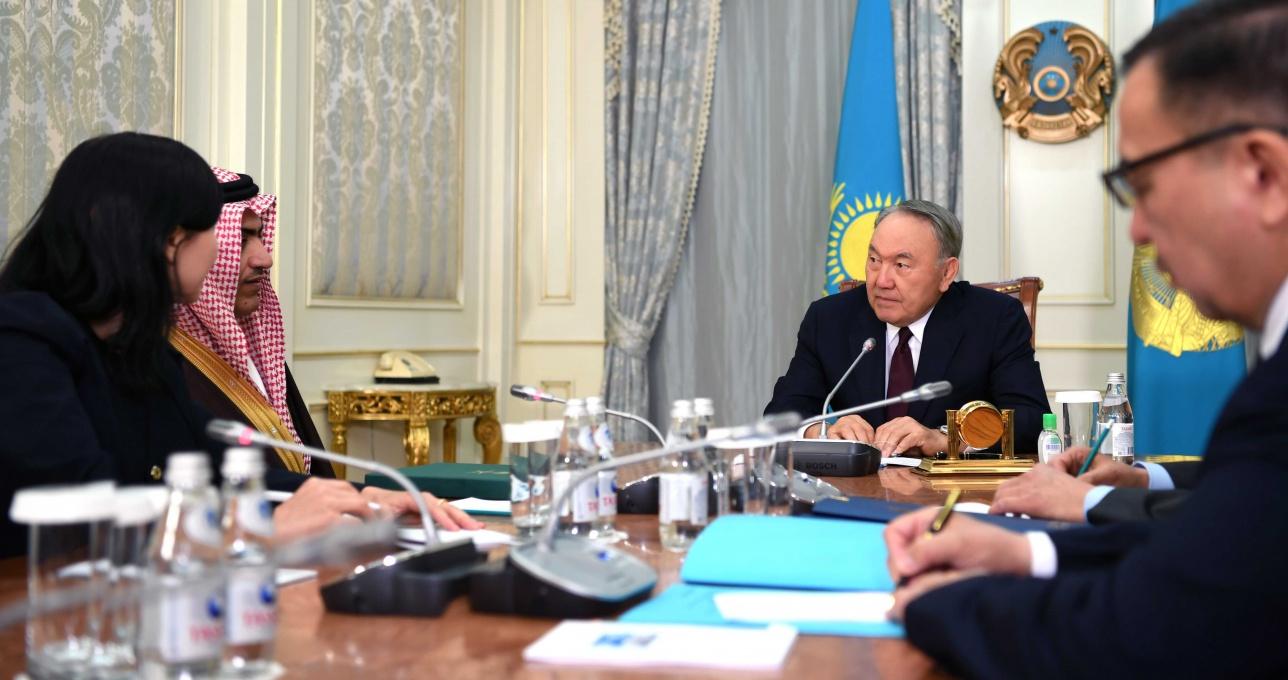Участники встречи обсудили ситуацию в Сирии