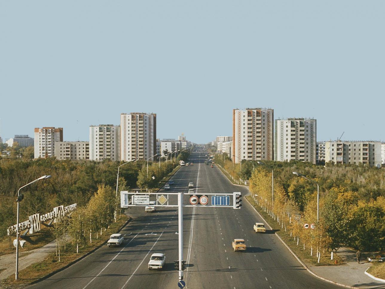 Проспект Целинников