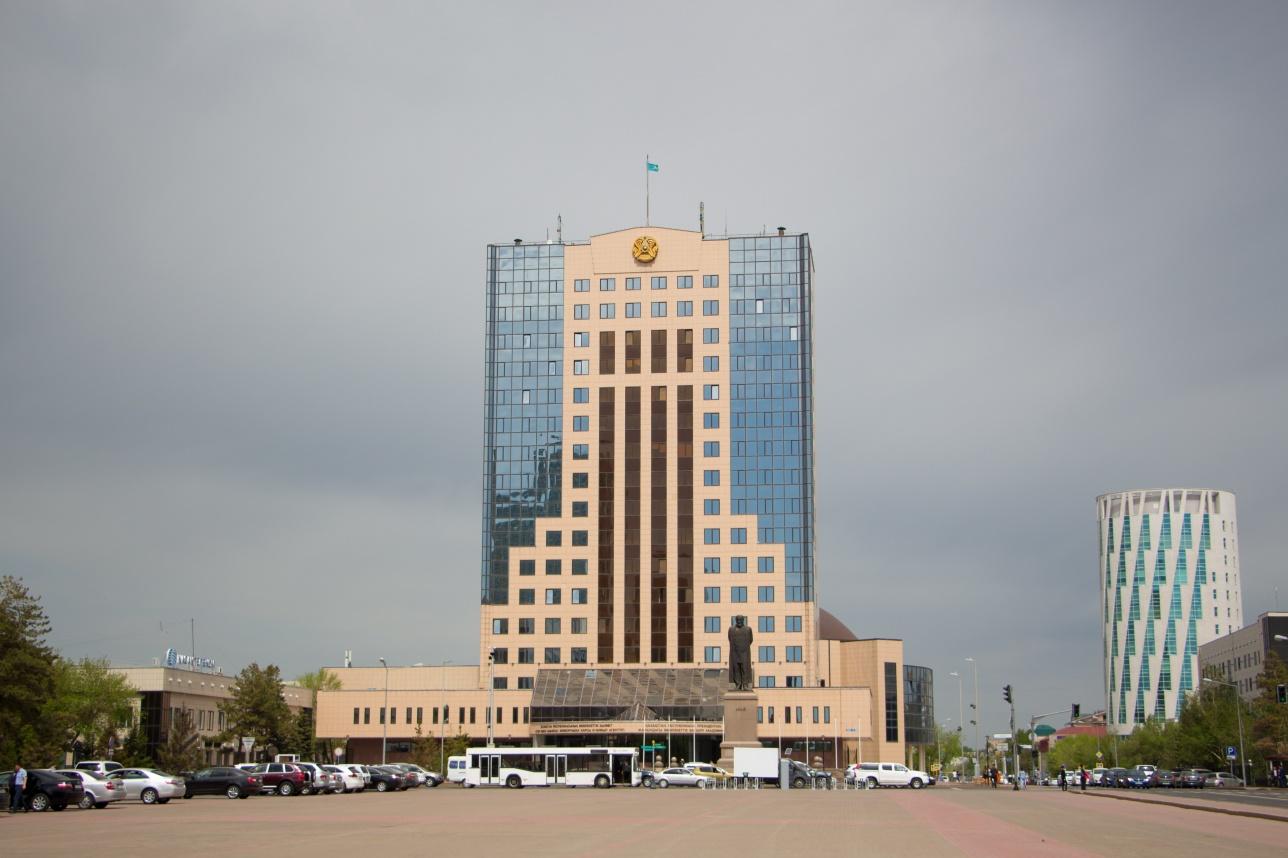Площадь Астаны (исторический центр города)