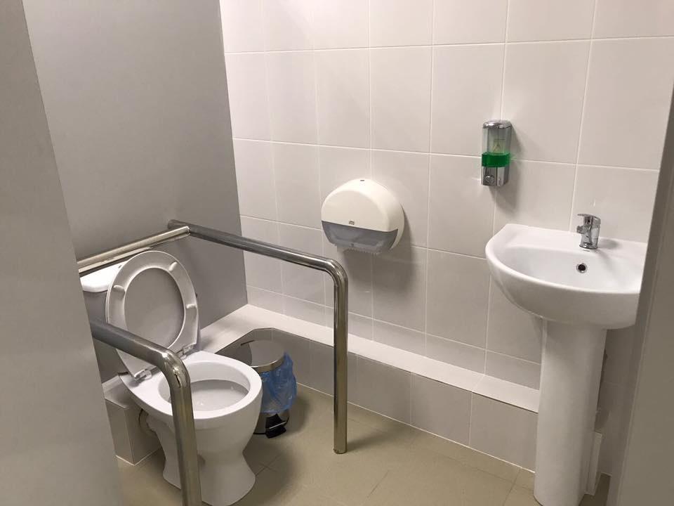 Модульный туалет будет доступен для всех