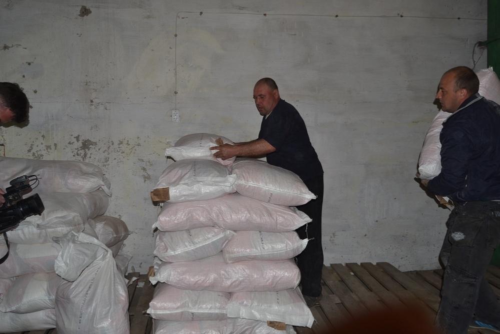 Продукты питания раздадут пострадавшим от паводков петропавловцам