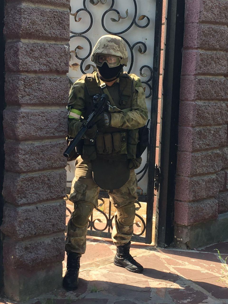 Задержание скупщика краденой нефти Ибрагимова
