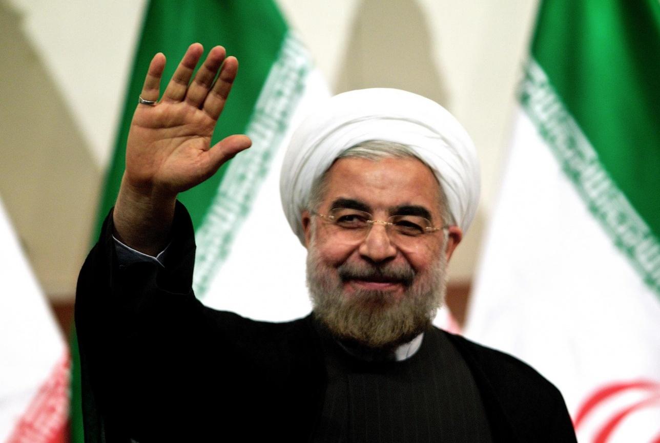 Действующий президент Ирана Хасан Роухани победил на президентских выборах