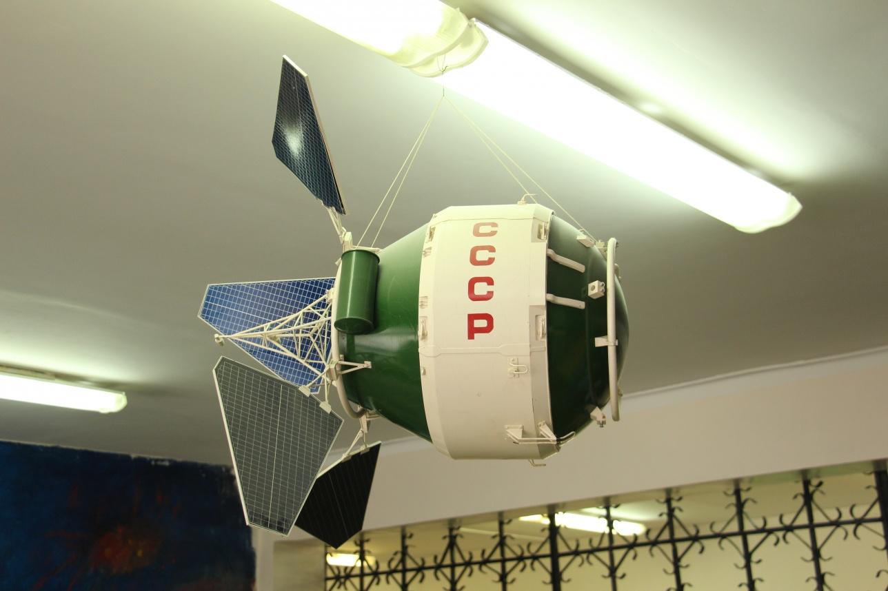 В Международной космической школе
