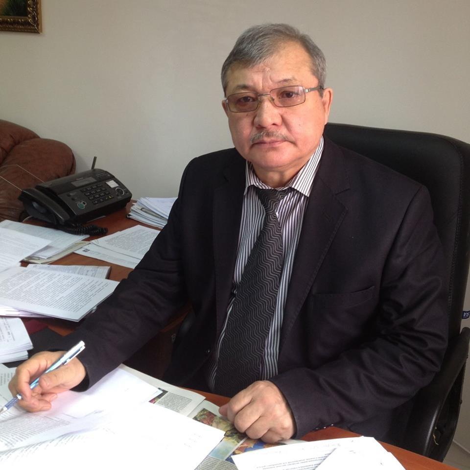 Жангельды Шимшиков - экономист