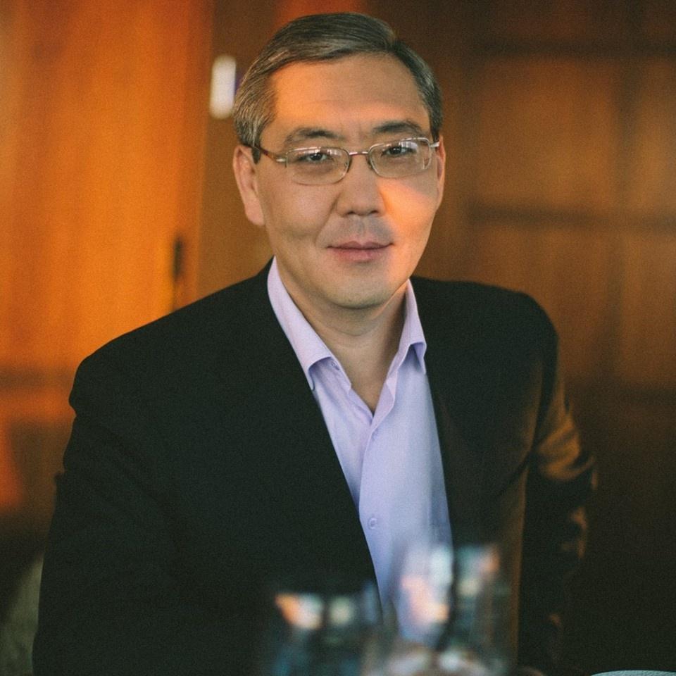 Айдархан Кусаинов - советник председателя Национального банка РК