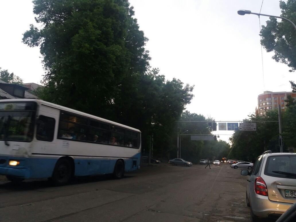 Перекрёсток улиц