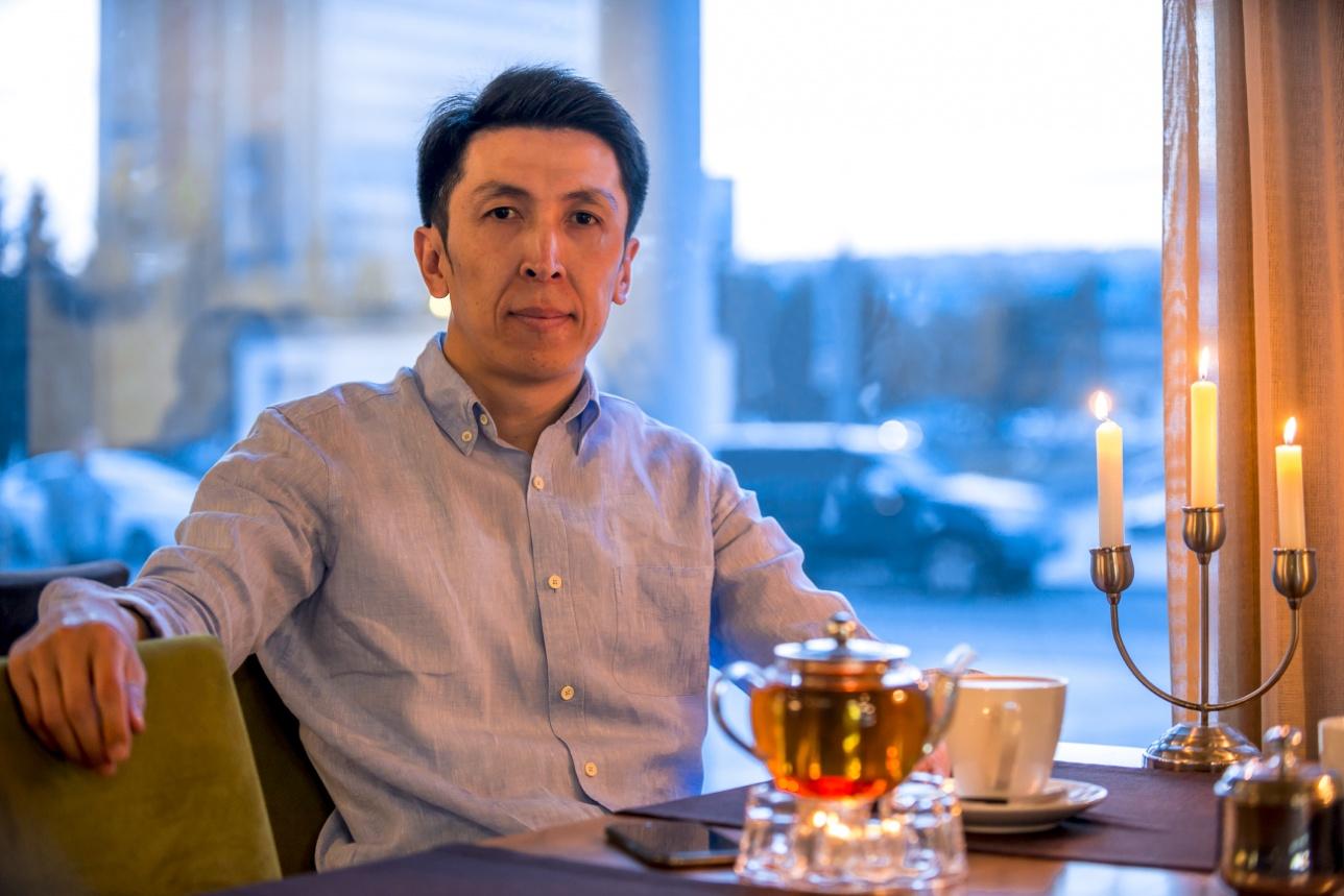 Кайсар Кажимуратов, генеральный директор AMG