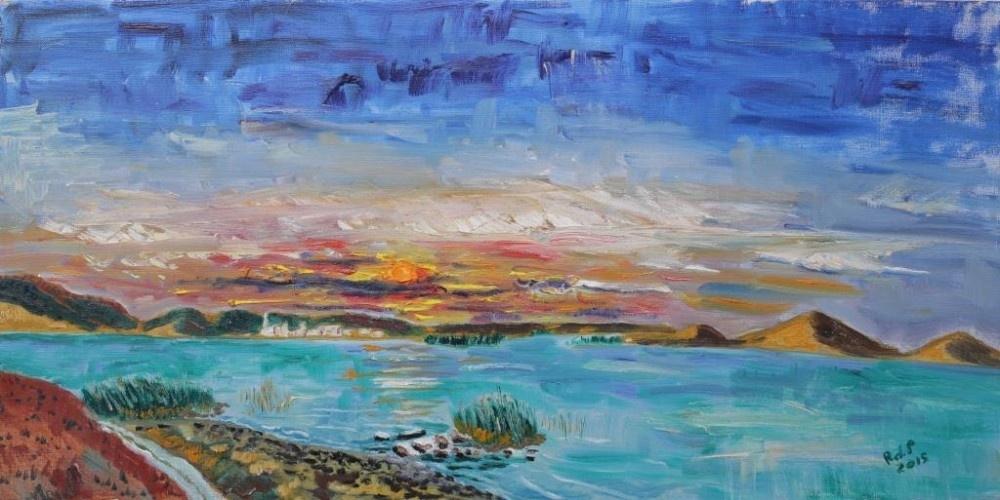 Картина Кармине Барбаро