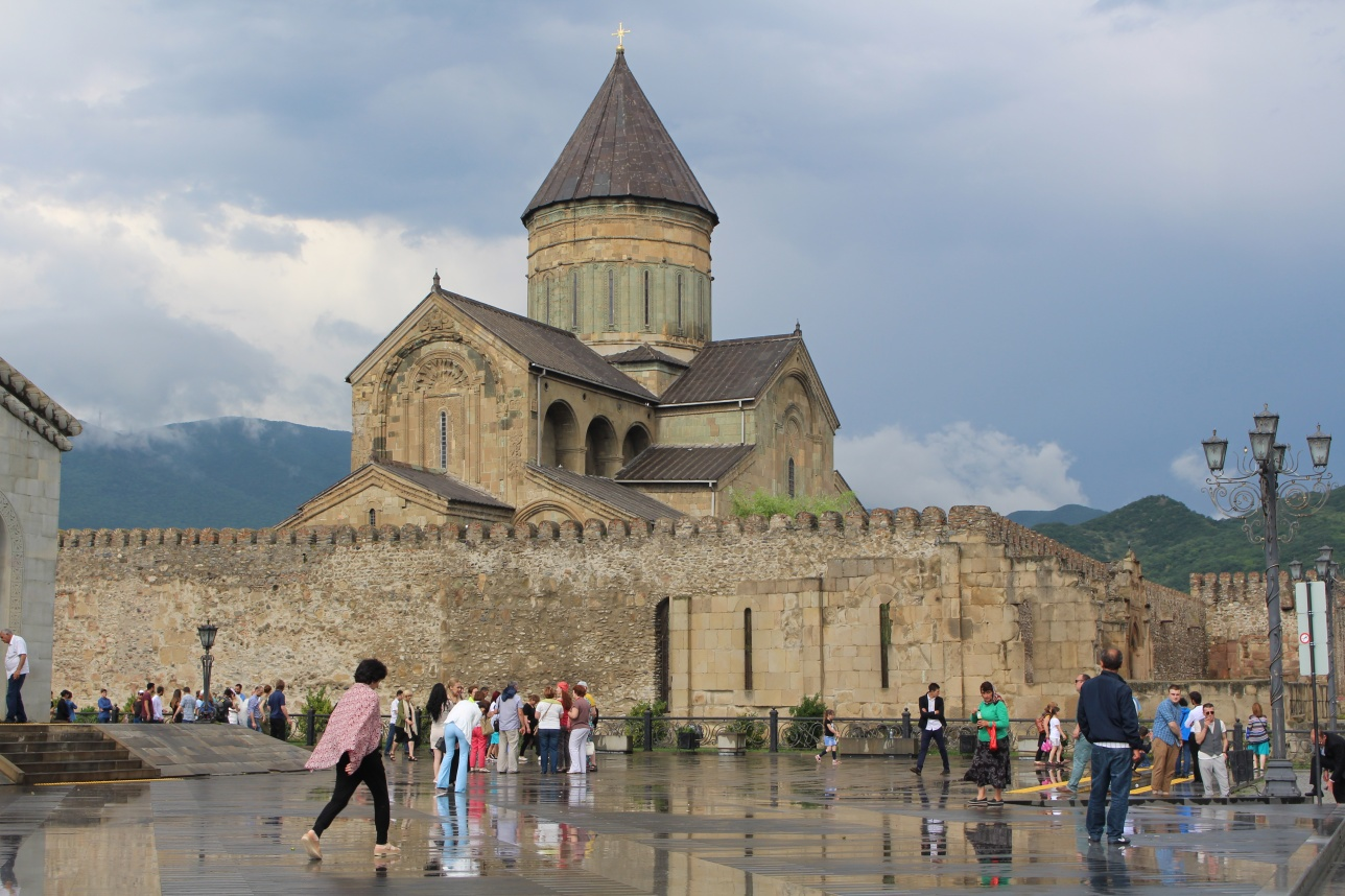 Мцхетский кафедральный собор