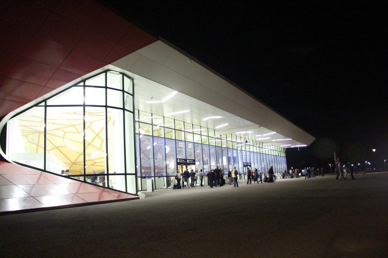 Здание аэропорта Кутаиси