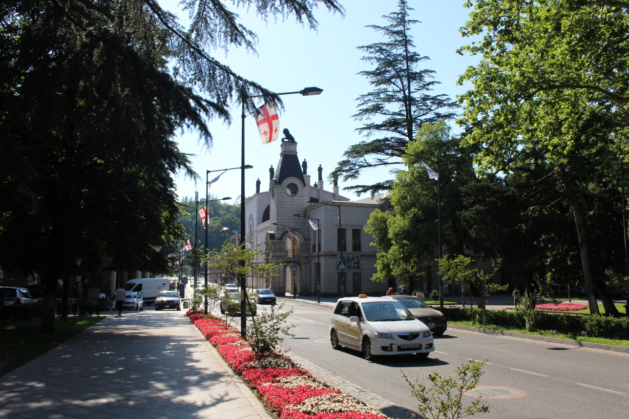 Оперный театр Кутаиси
