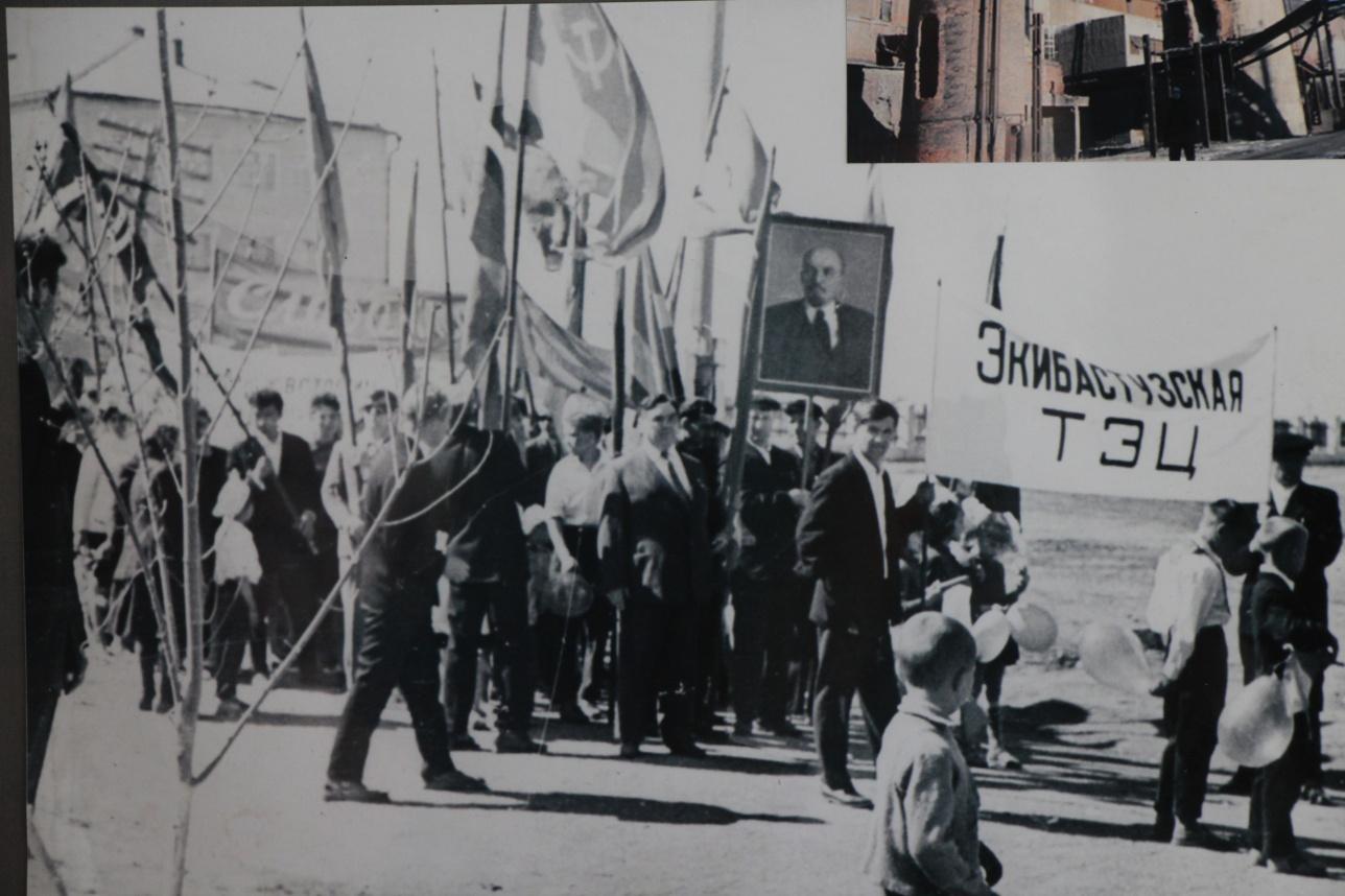 Архивные фото с выстаки