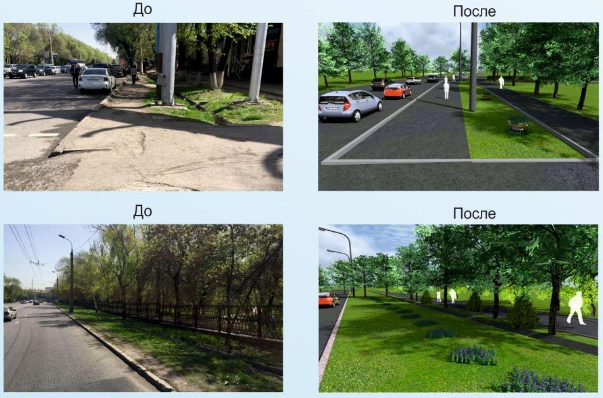 План по реконструкции улиц