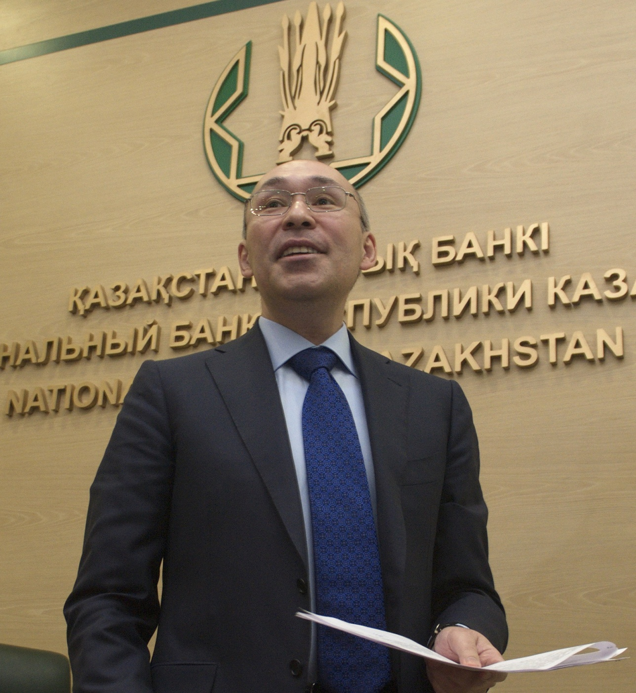 Член совета директоров ЕНПФ Кайрат Келимбетов возглавлял Нацбанк в 2014 году