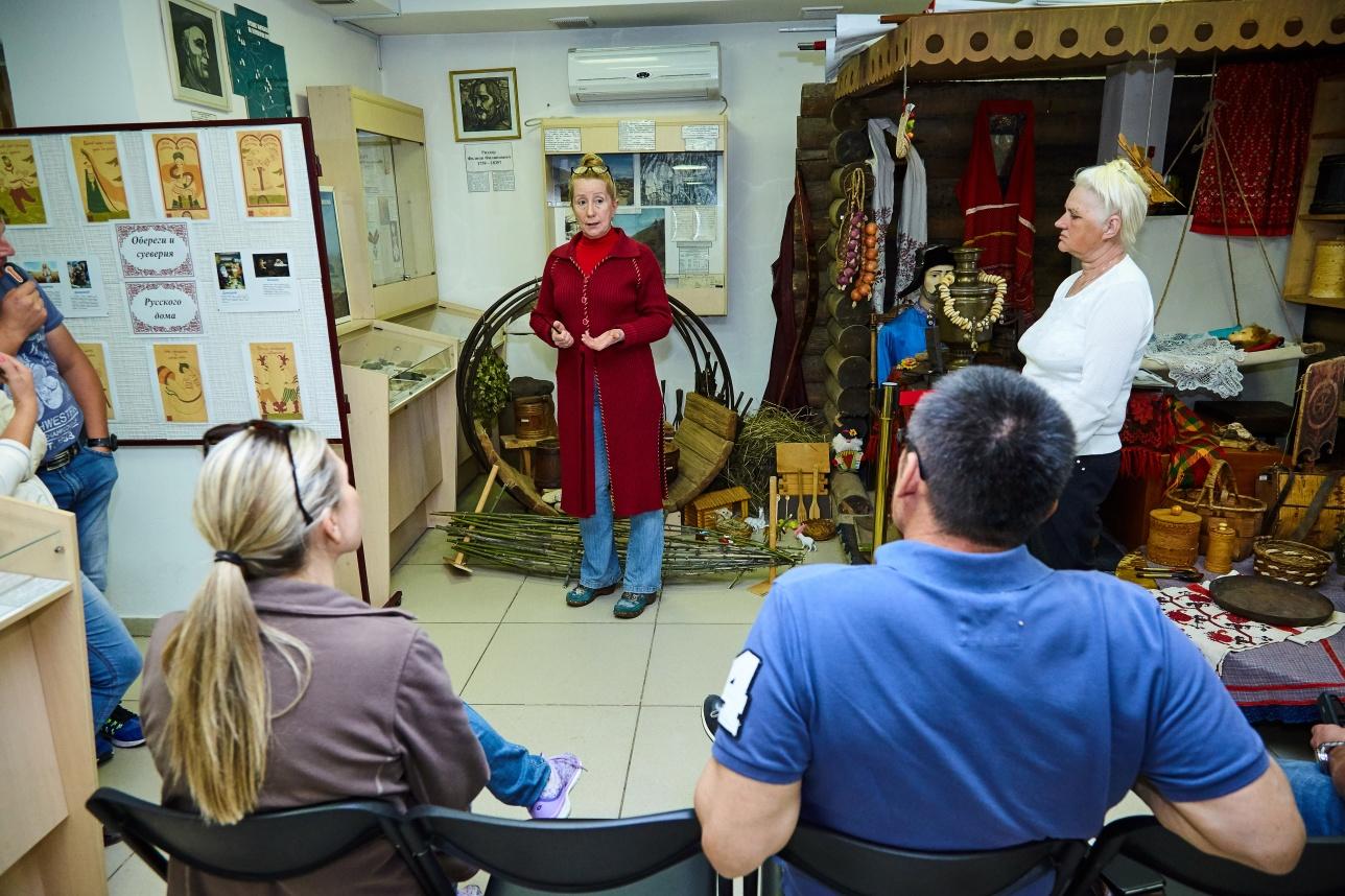 Старообрядческие экспозиции в местных музеях