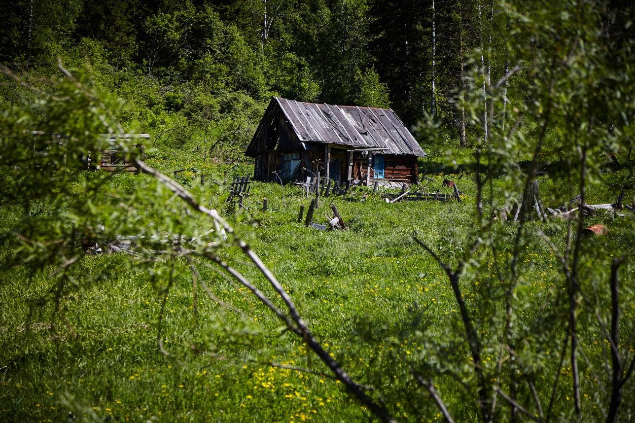 Позже земли назвали Беловодьем