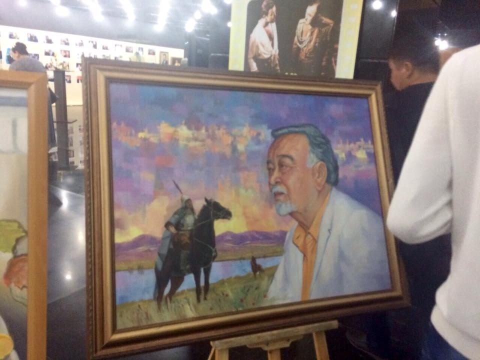 В этом году Асанали Ашимов отмечает свой юбилей