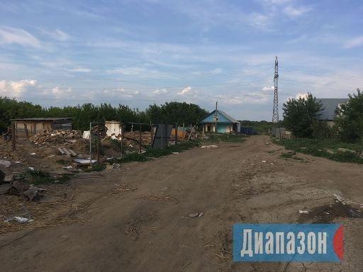 Пострадавшее село Махамбетовка