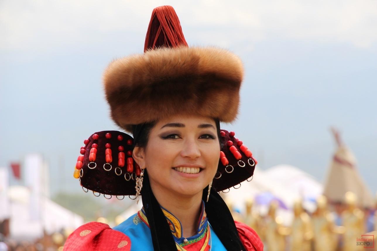 Участница фестиваля