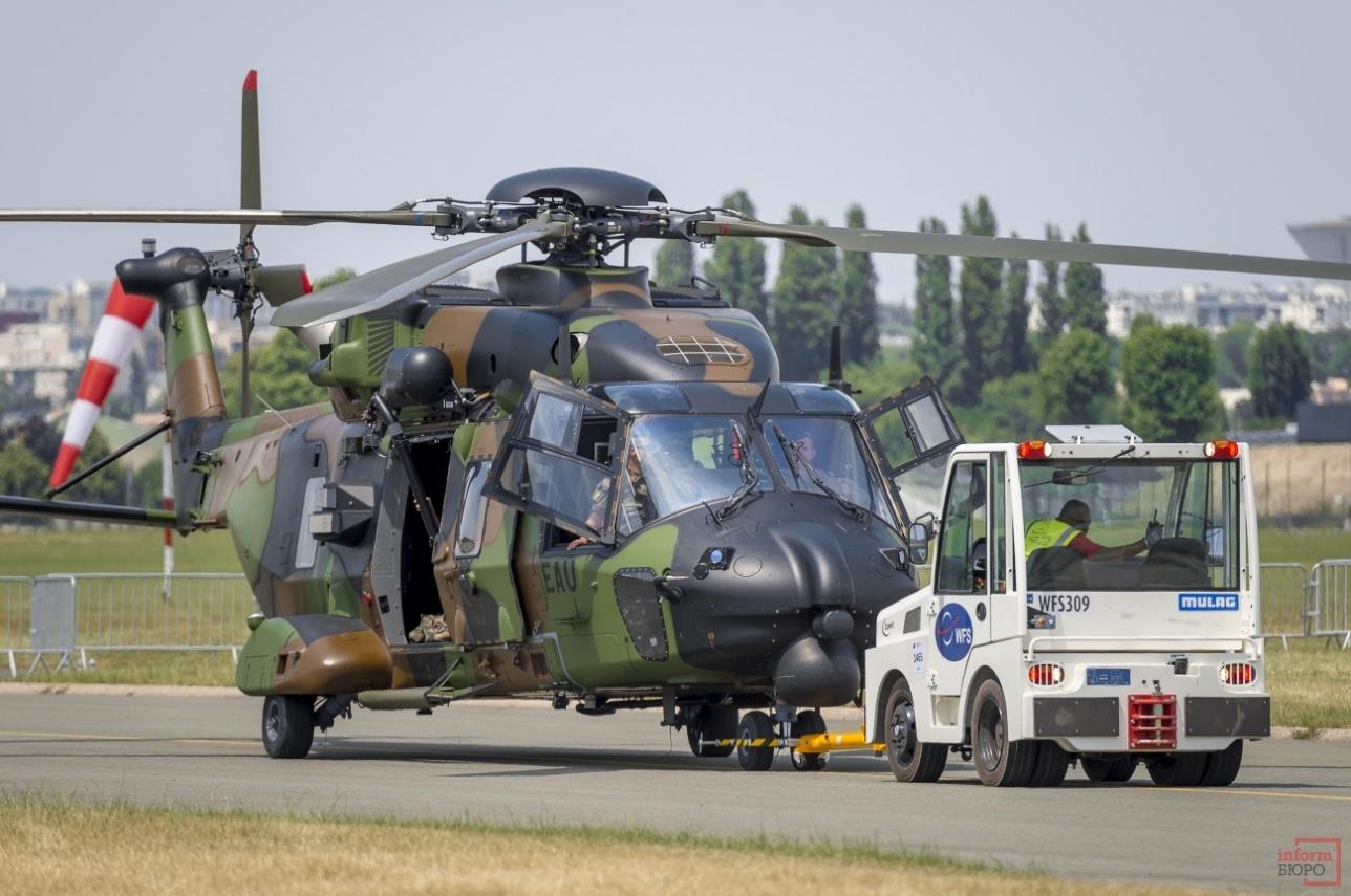 Французский многоцелевой вертолёт NH90