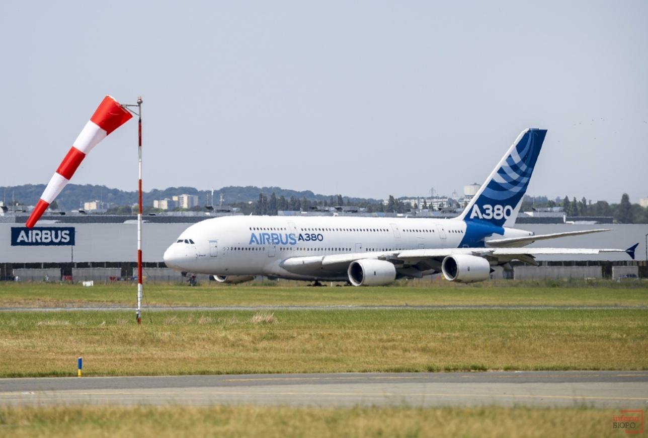 Самолёт A380