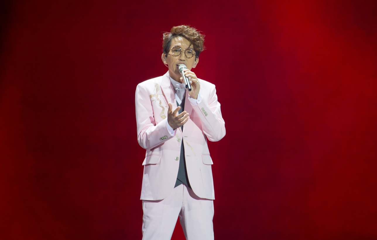 Терри Лин - китайский певец
