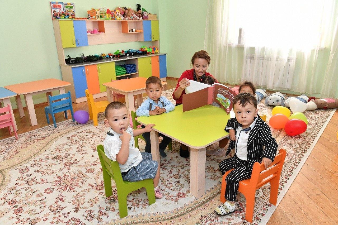 Коттеджи Алматы переоборудуют в детские сады