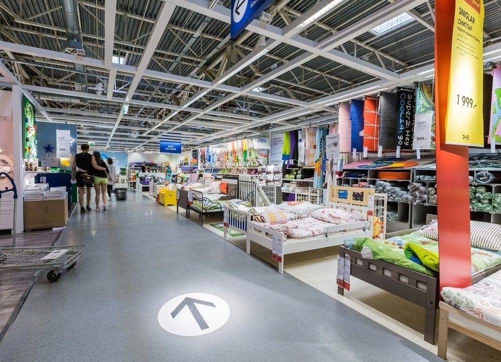 Контракт с IKEA был заключён в 2016 году