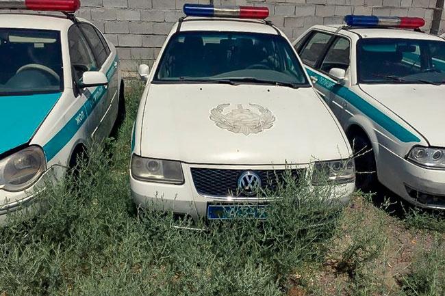 Полицейские авто может купить каждый