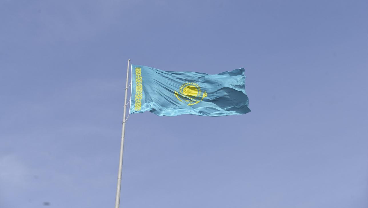 4 июля состоялась торжественная церемония поднятия Государственного флага