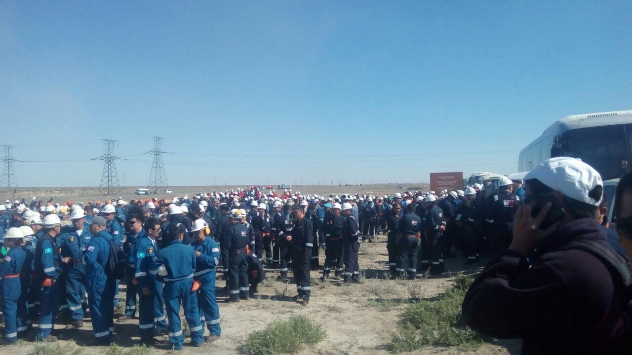 Рабочих завода эвакуировали