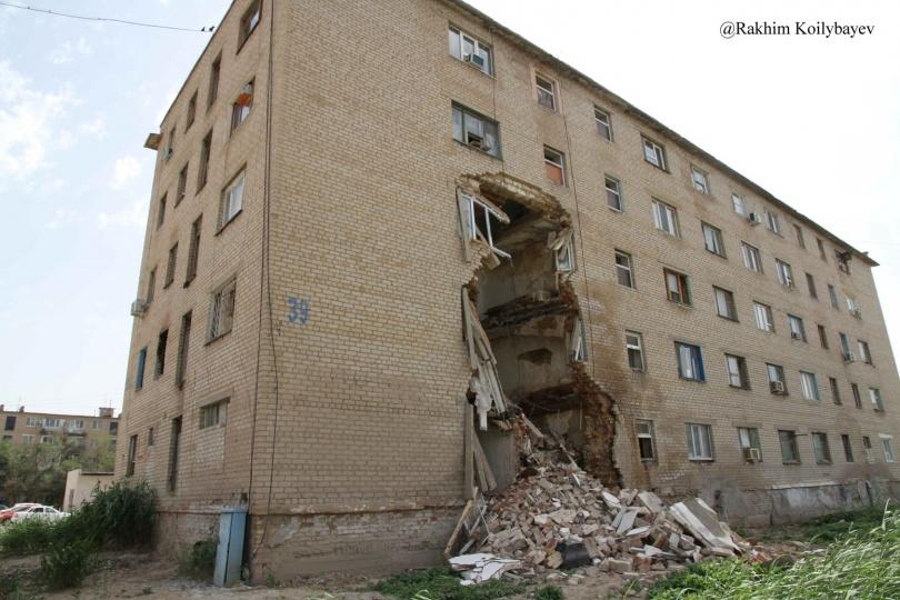 Жильцов дома эвакуировали за полчаса до обрушения