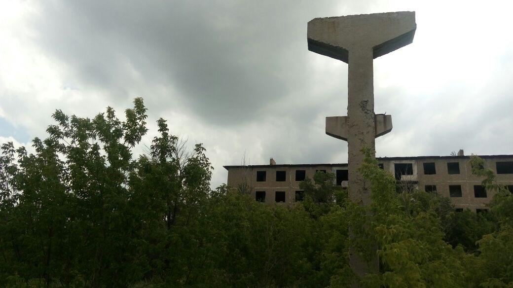 Съёмки фильма пройдут на заброшенной территории завода РТИ