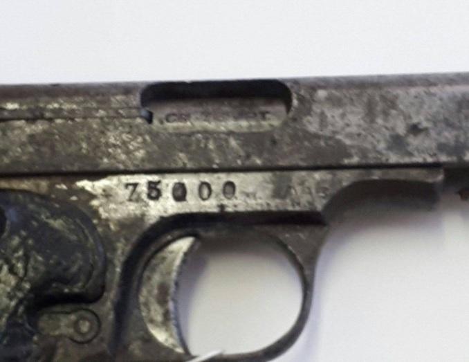 Пистолет МАВ