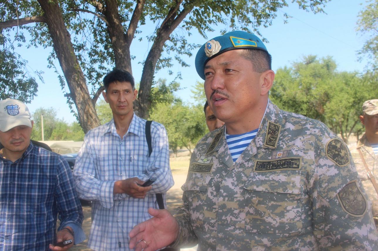 Генерал-майор