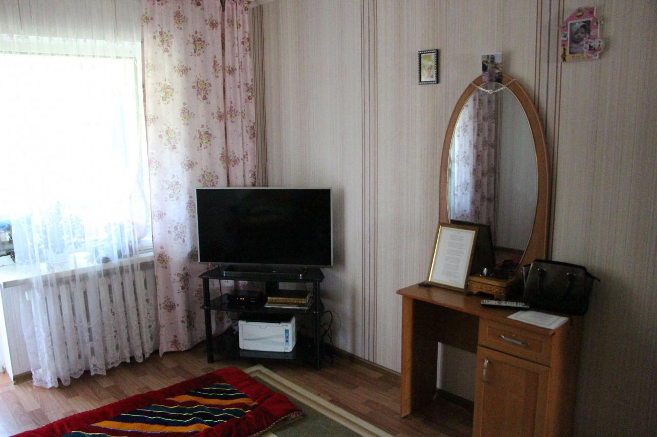Квартира Жампозовых