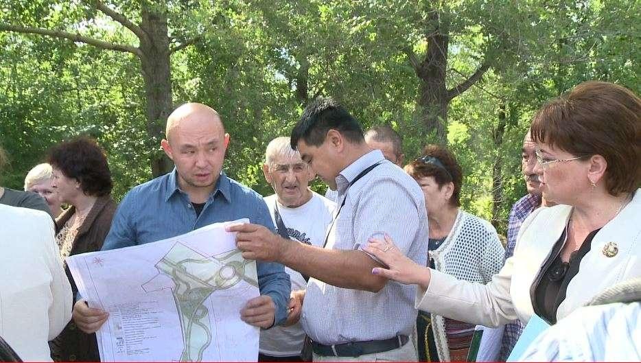 Карагандинцы добились остановки строительства в Центральном парке