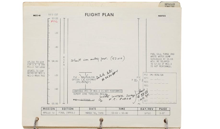 Отчёт Гагарин писал, находясь на космической станции