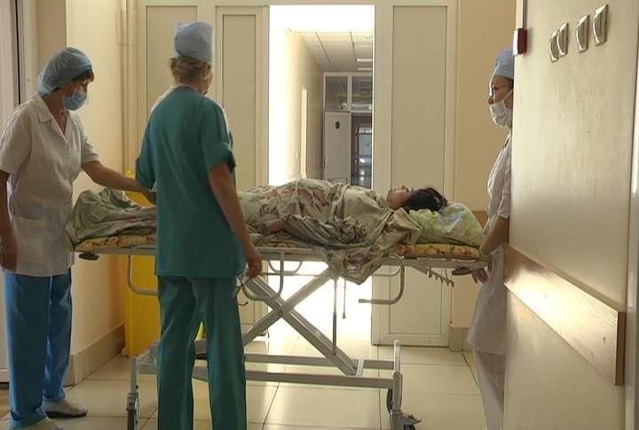 Три дня 25-летняя Илона Горелова провела в реанимации