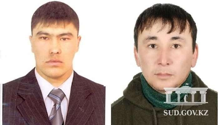 Бакытжан Кайназаров и Бекзат Курумбаев