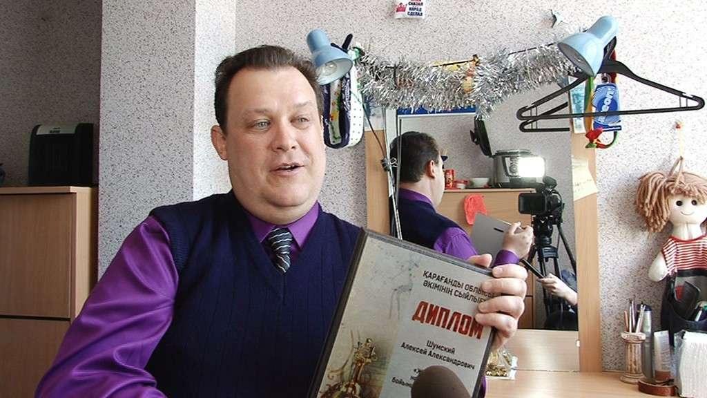 Актёр Алексей Шумский