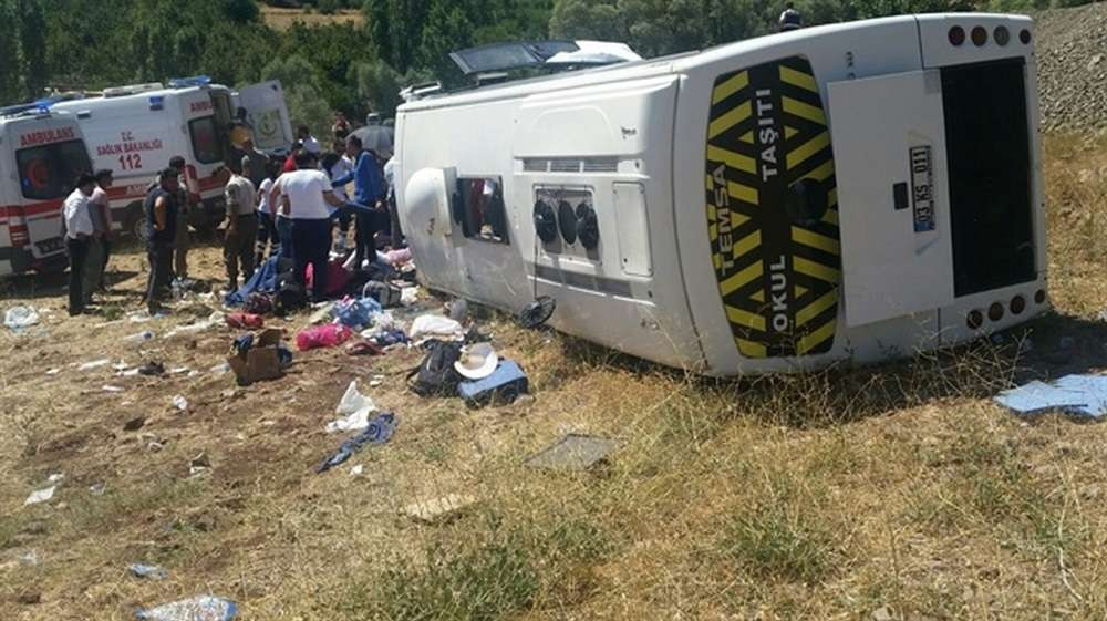 По предварительным данным, водитель не справился с управлением на сложном участке дороги