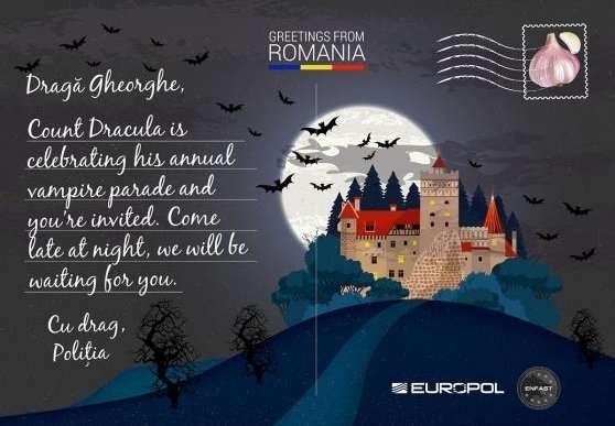 Румыния. Карточка для розыска Георге Клапона, обвиняемого в коррупции и отмывании 1 млн евро с помощью сообщников