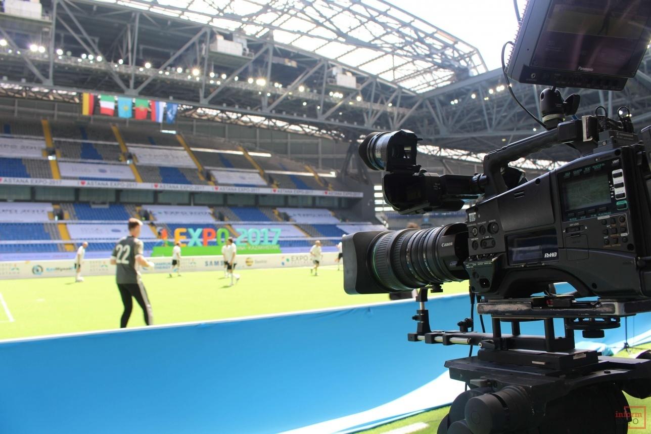 Все матчи турнира показал телеканал Kazsport