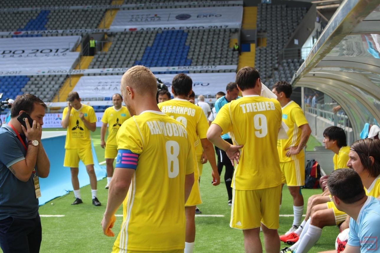 О таком составе сборной Казахстана в своё время нельзя было и мечтать