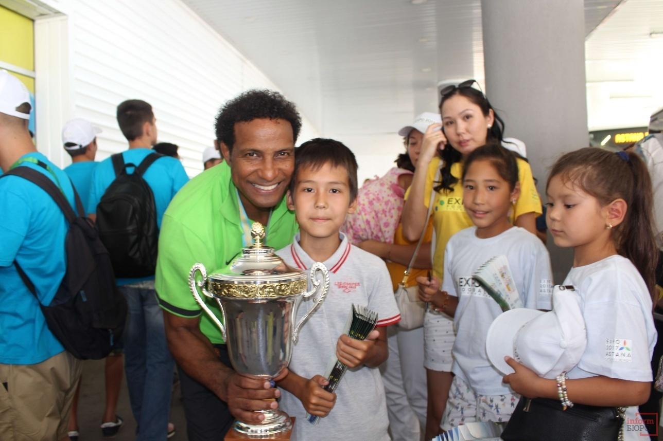 Португалец Аделину Нену влюбил в себя столичных фанатов игрой и улыбкой