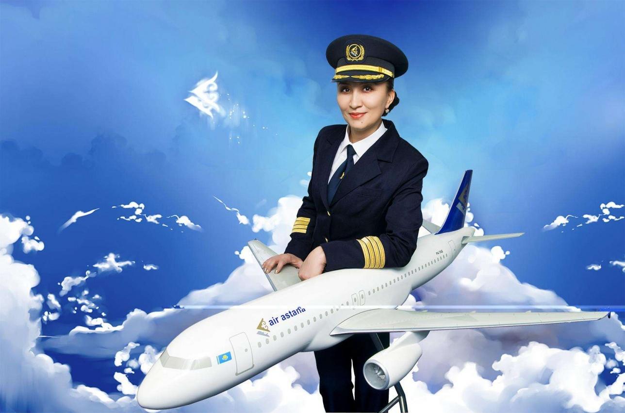 Тоты Амирова стала главным государственным авиационным инспектором