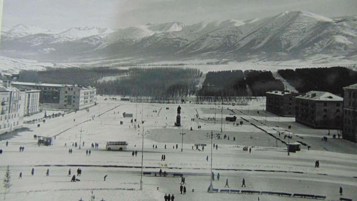 Фото из капсулы о жизни Лениногорска
