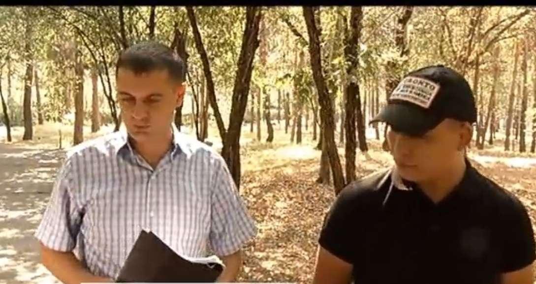 Асиф Зейналов и Саят Нурахметов